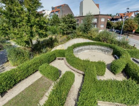 BEAUFORT - Labyrinth and pleasure garden