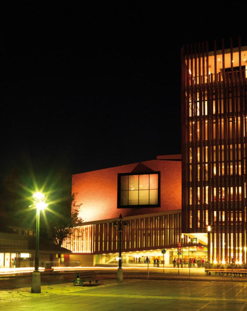 Concertgebouw (Salle de Concert)